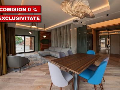 Comision 0! Penthouse de LUX superb  150 mp+terasa 80 mp, zona  Campului